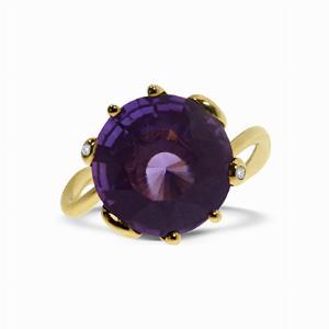 Dior 'Oui' Amethyst Ring