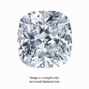 6.05 Carat Cushion Cut Diamond