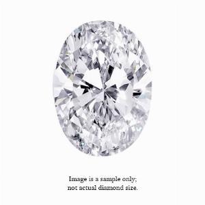 0.30 Carat Oval Cut Diamond