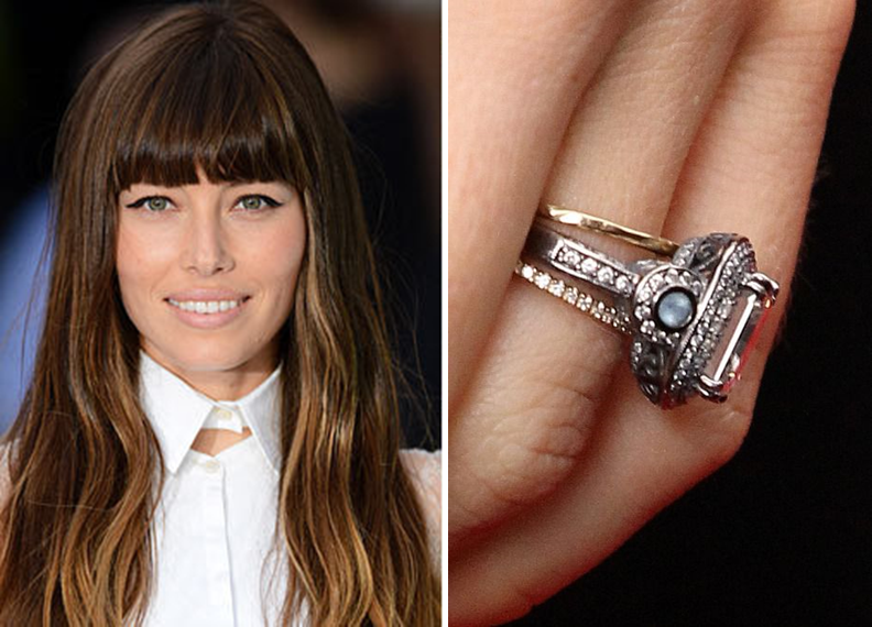 Our Favourite Celebrity Eternity Rings