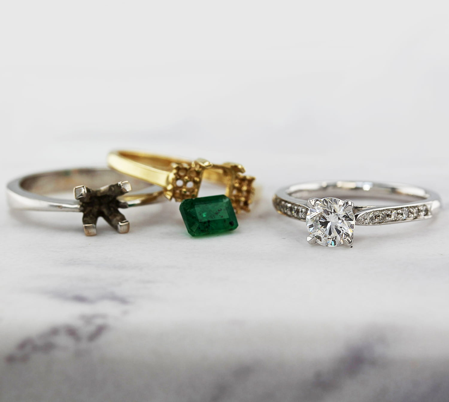 Redesigning and reviving old Jewellery
