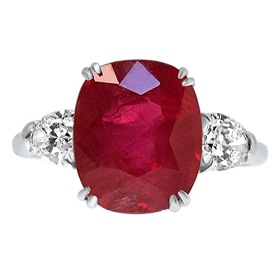 Everything you need to know about July's birthstone; Ruby
