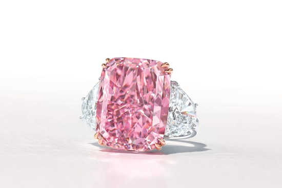 Why Pink coloured Diamonds are appreciating astronomically