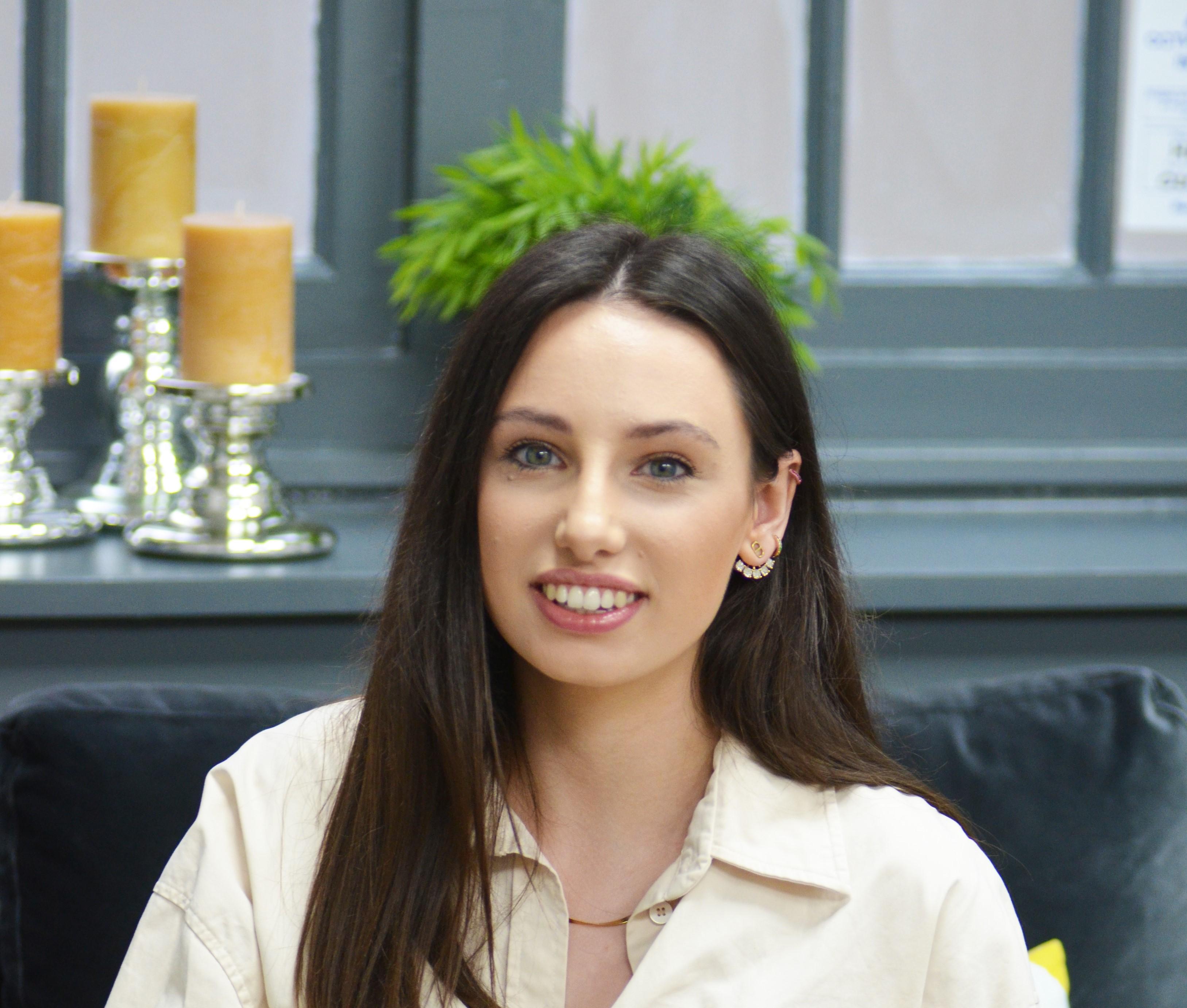 Meet The Team - Cloudie, Social Media & Jewellery Coordinator