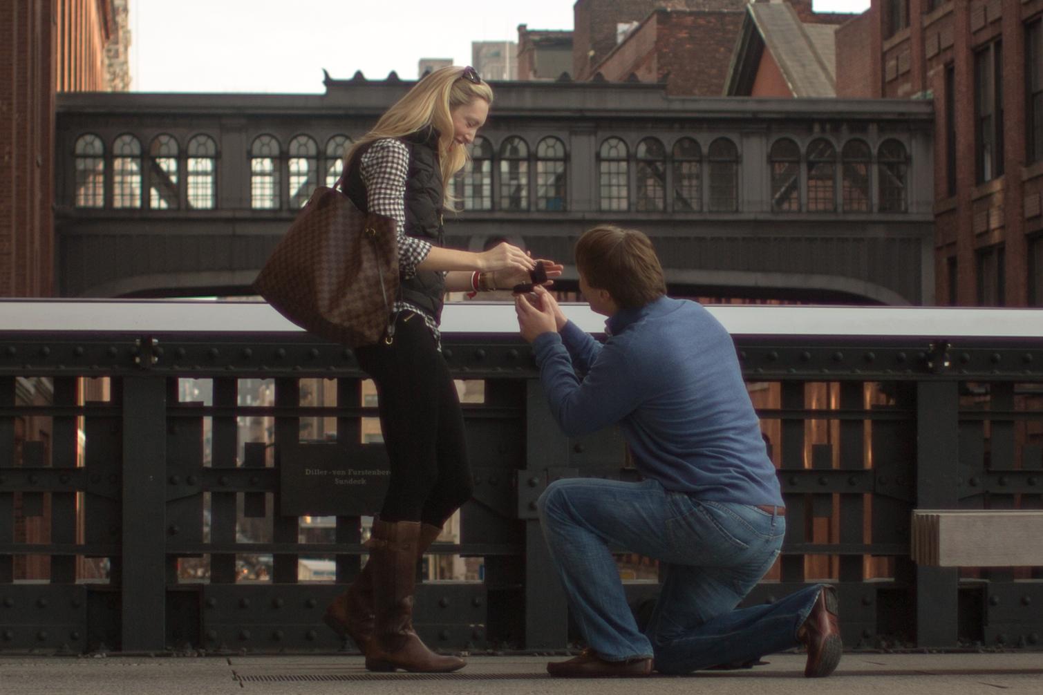 Creative Marriage Proposals