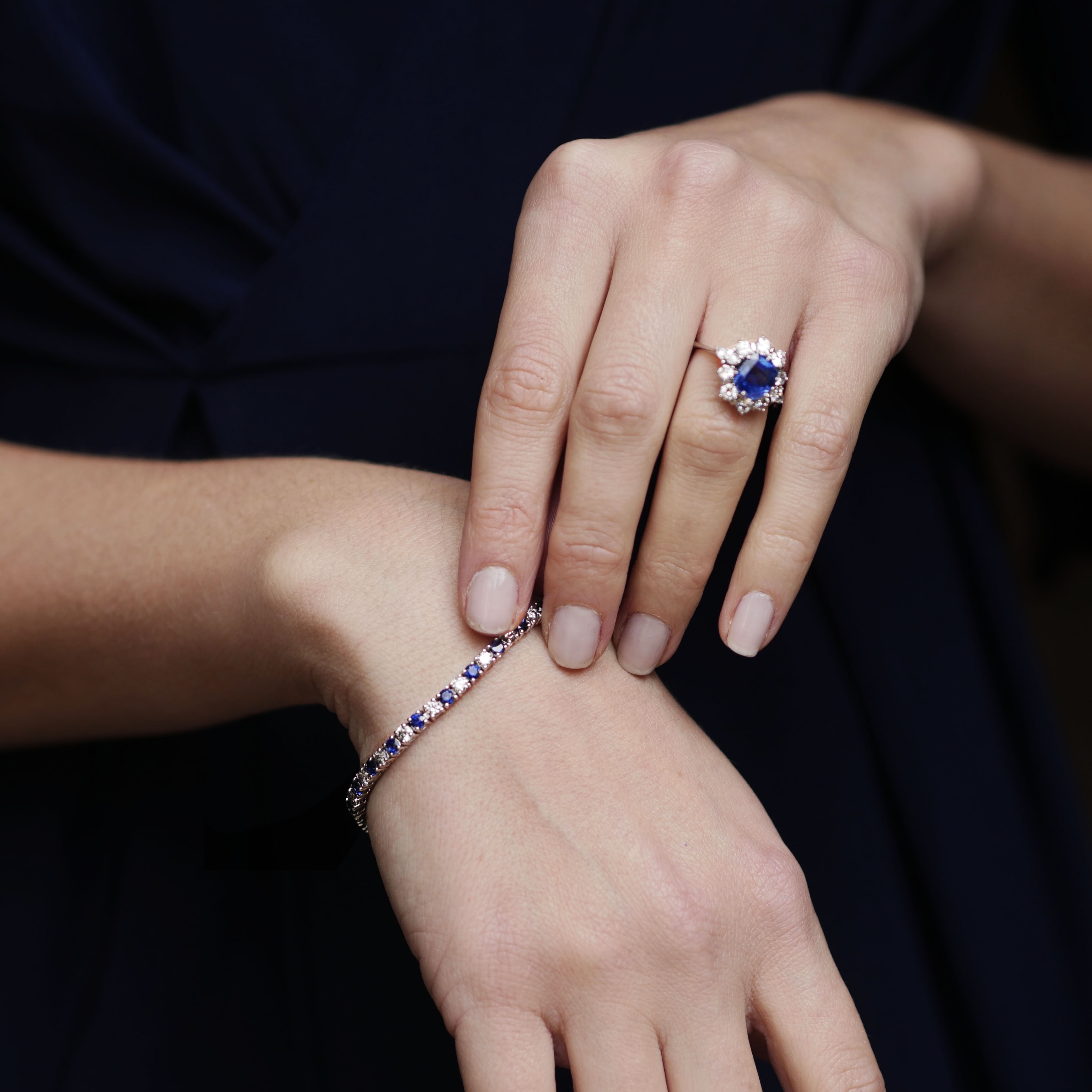The Colours of September's Birthstone, Sapphire