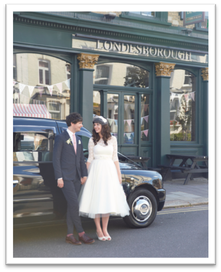Hatton Jewels Customer Weds In Style!