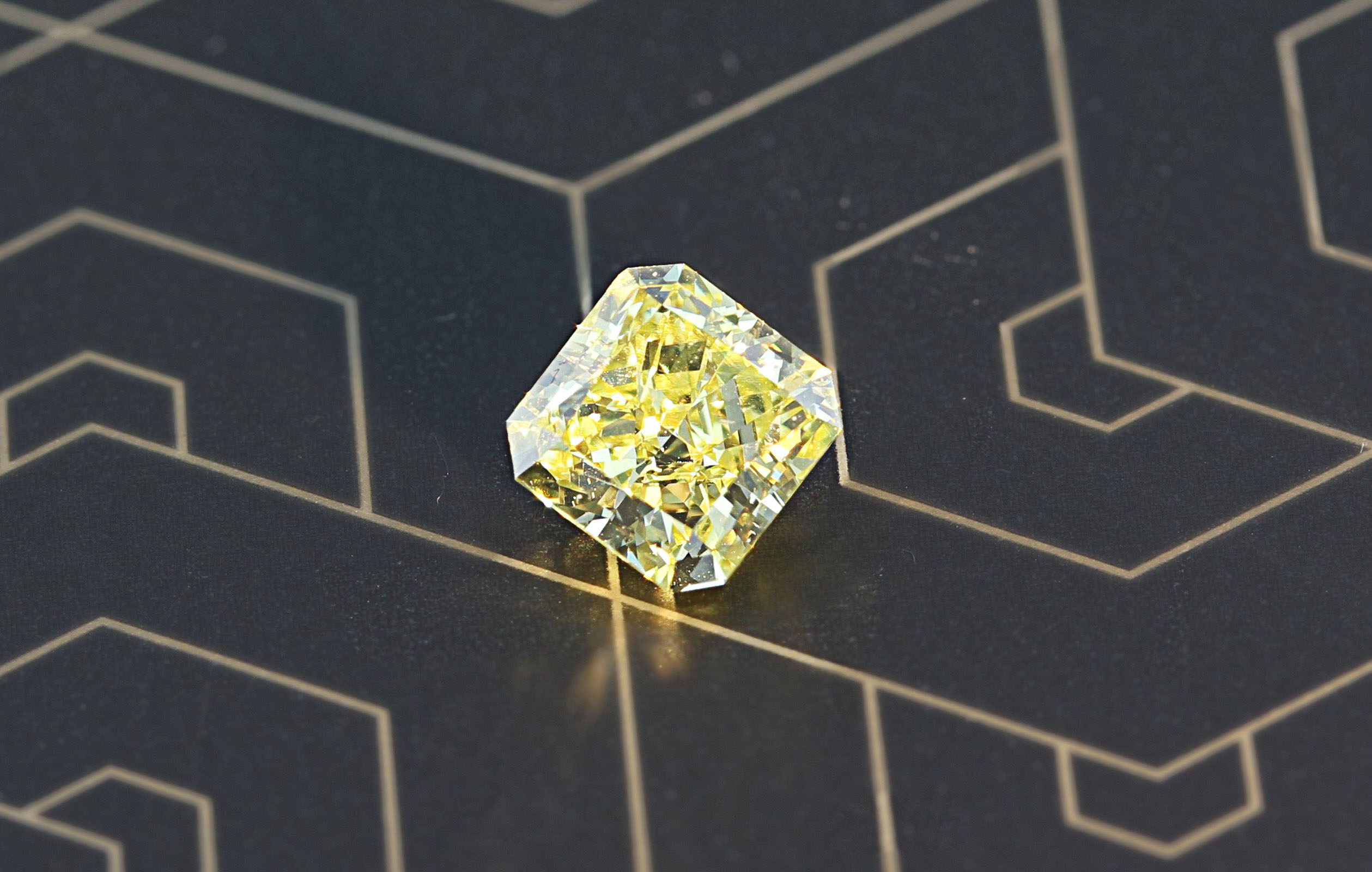 The beautiful world of coloured Diamonds