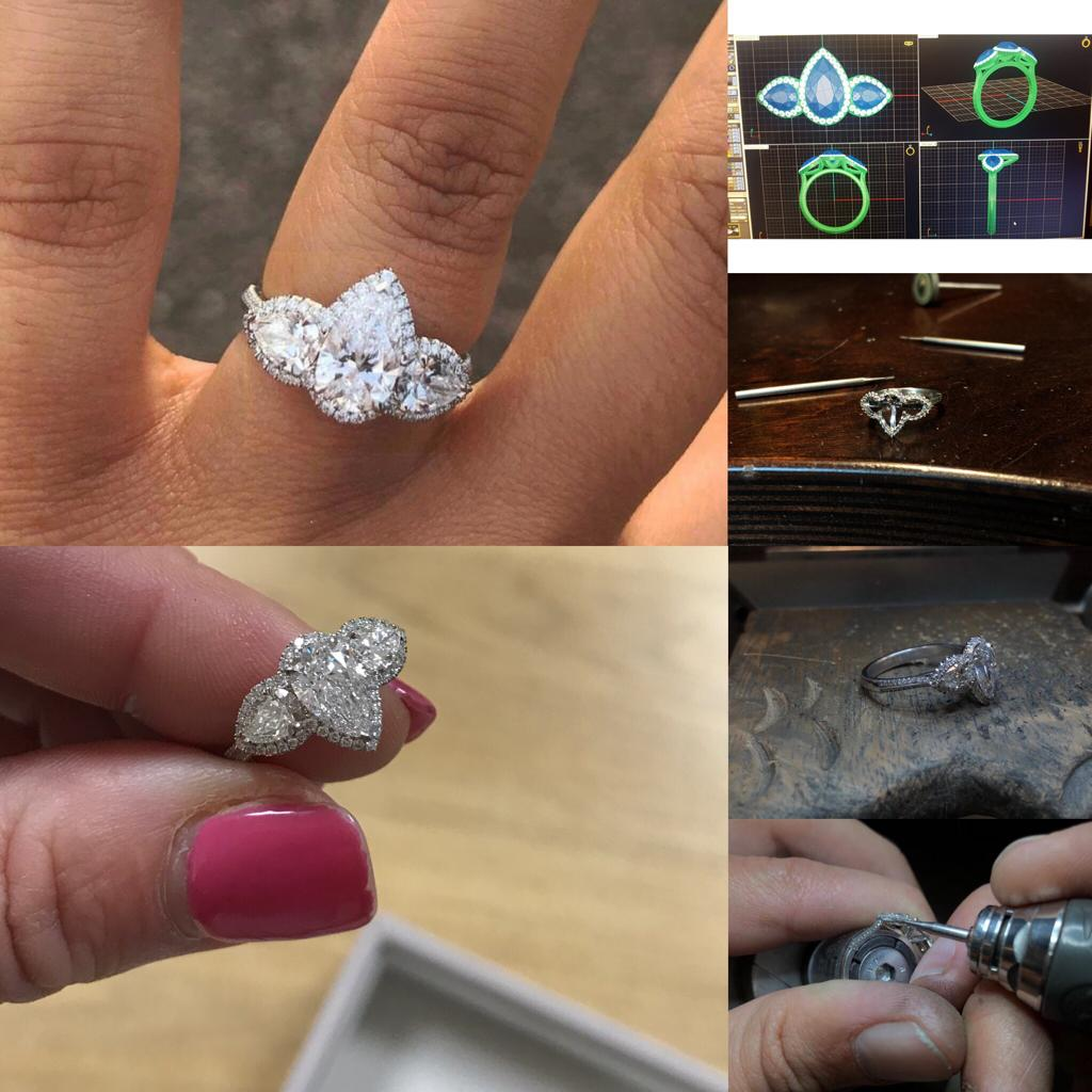 The Ultimate Guide to Designing Your Own Engagement Ring