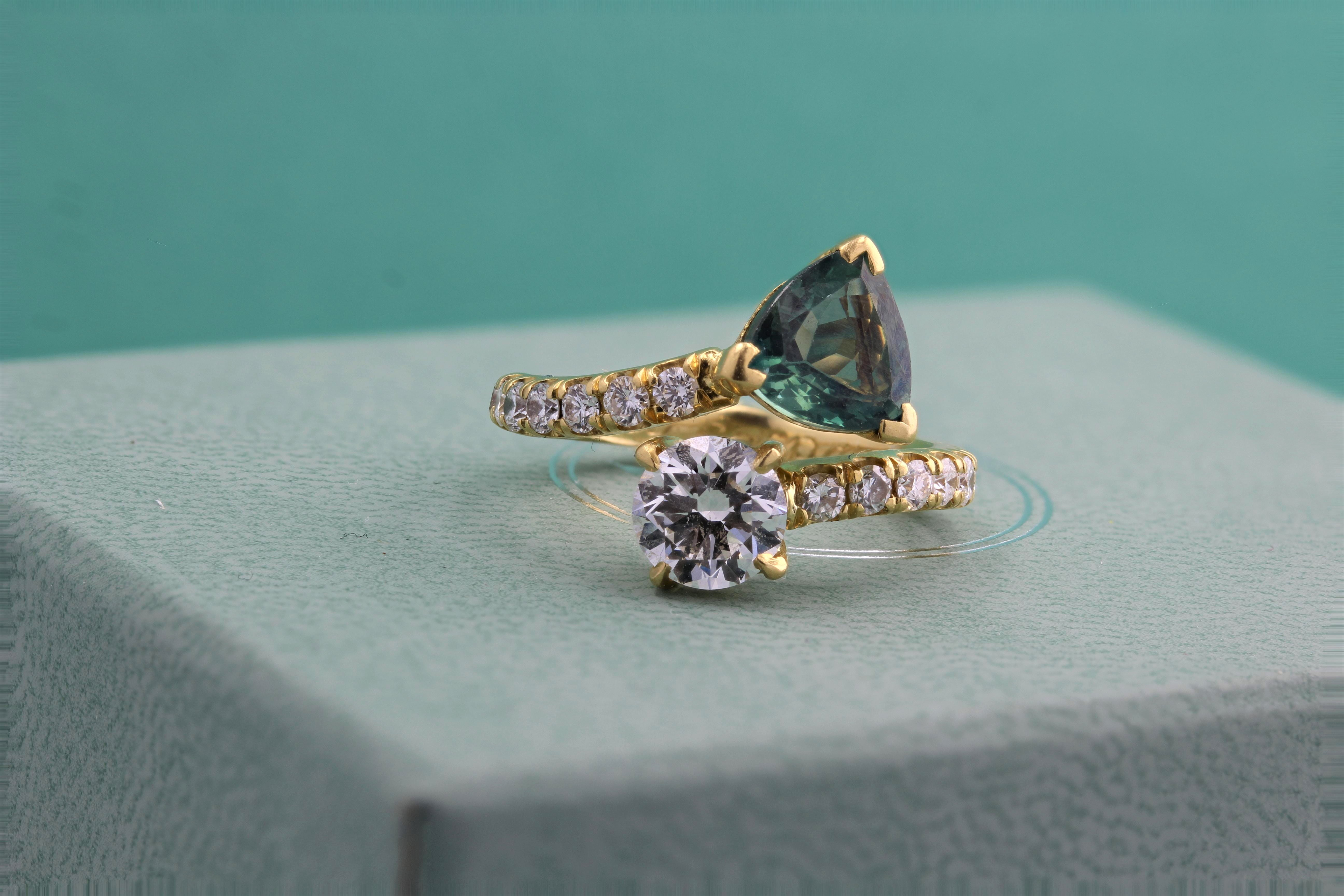 The most unusual Engagement Rings