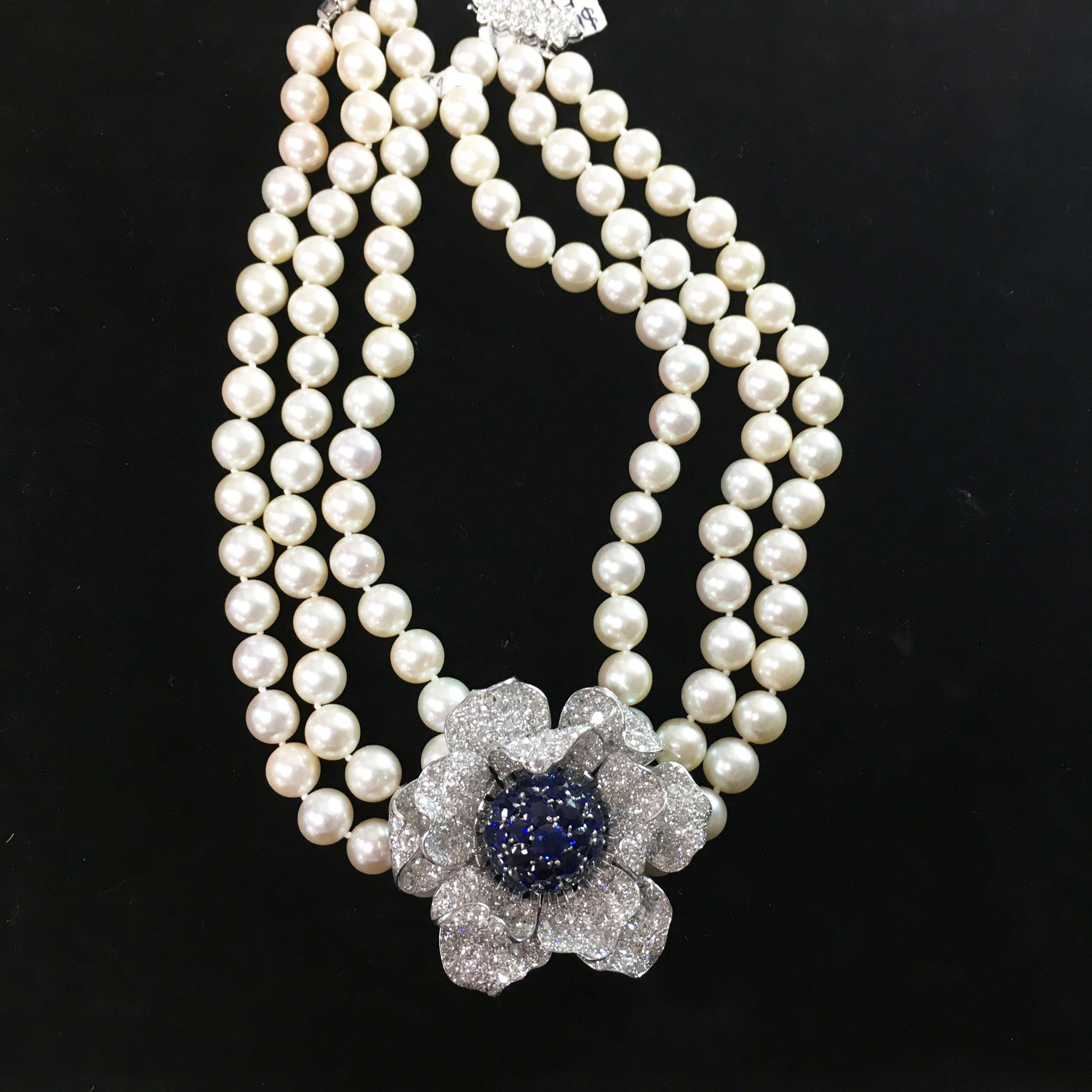 The Origin of Pearls