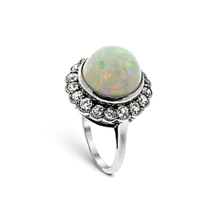 Opals are having a Style Renaissance