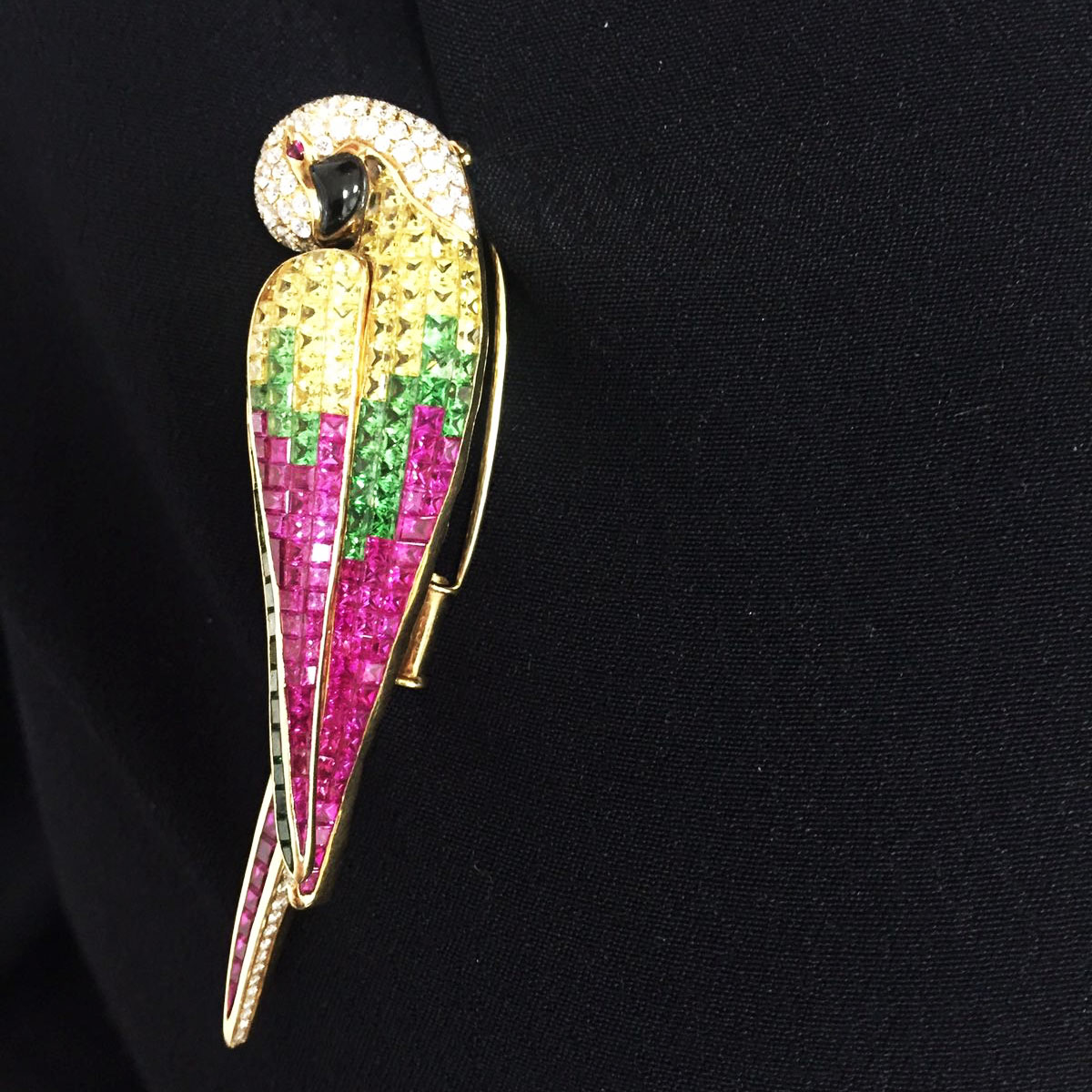 The Resurgence of Brooches