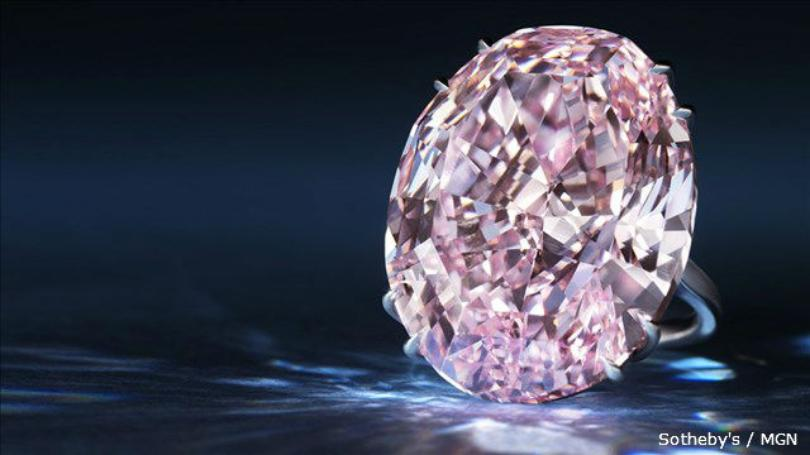 The Most Expensive Diamonds Ever Sold at Auction