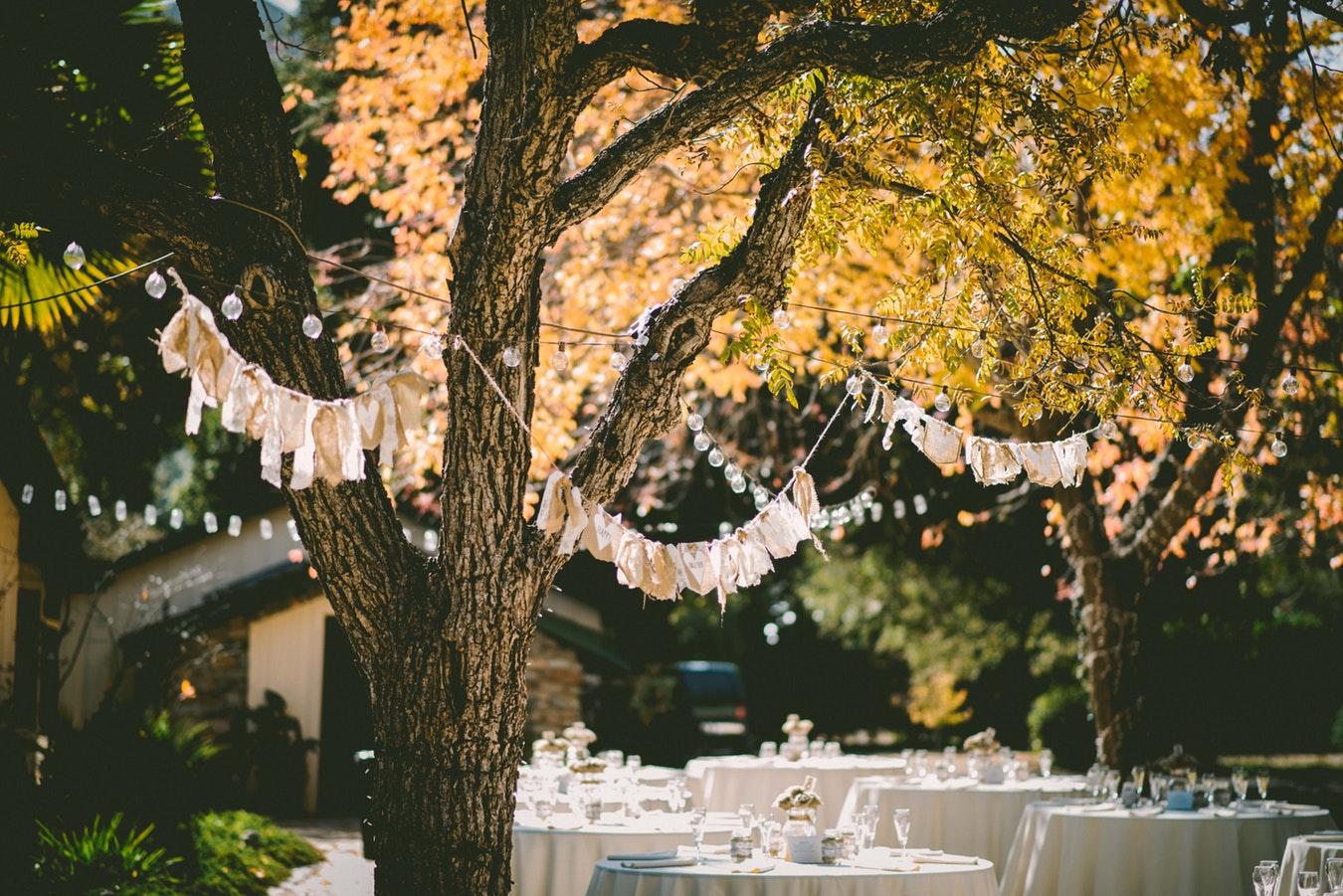 Is it OK to start talking about Summer weddings?
