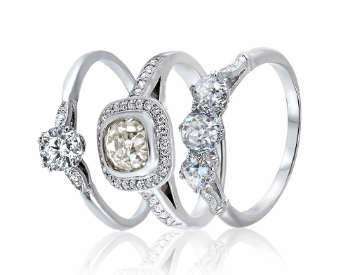 Antique & Vintage Engagement Rings