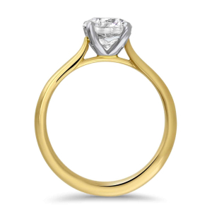 18ct Yellow Gold 1.16ct Diamond Solitaire Ring
