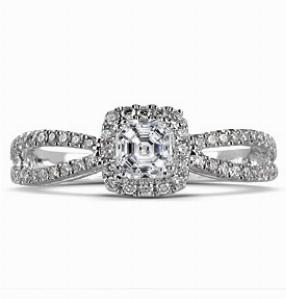 CECILIA Multi Option Micro Set Engagement Ring