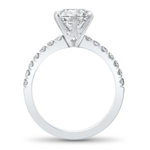 Platinum 1.30ct Diamond Solitaire Ring