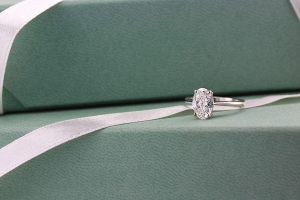 1.50ct Oval Cut Solitaire Ring