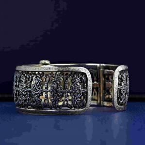 Rare Pre-Owned Buccellati Watch c.1940's-50's